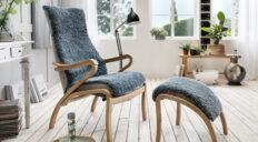 BD Mobel Elena lænestol - Aisen møbler