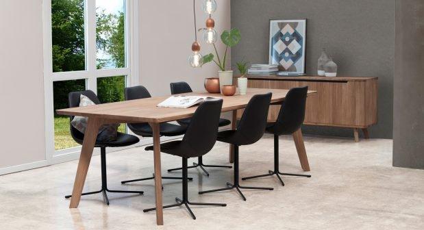 Kristensen & Kristensen spisebord Craft - Aisen møbler