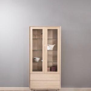 Kristensen & Kristensen vitrineskab Elegant - Aisen møbler