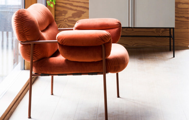 Fogia Bollo loungestol - Aisen møbler