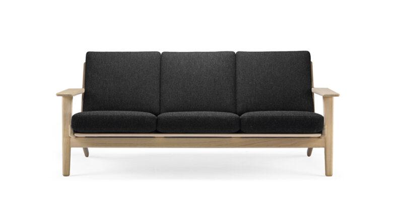 Hans Wegner sofa GE 290 fra Getama - Aisen møbler