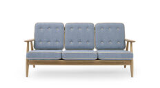 Hans Wegner sofa - GE 240 fra Getama
