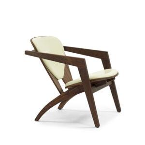 Hans Wegner stol - GE 460 fra Getama