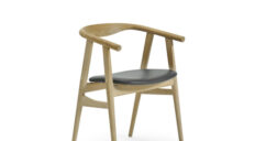 Hans Wegner stol - GE 525 fra Getama