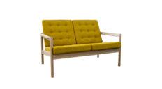 Kai Kristensen sofa - KK 162 fra Getama - Aisen møbler.