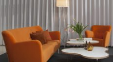 Swedese Nova sofa Orange - Aisen møbler