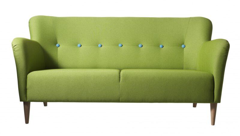 Swedese Nova sofa grøn - Aisen møbler