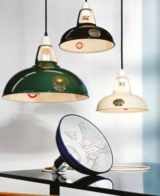 Coolicon lampe Original 1933 Royal