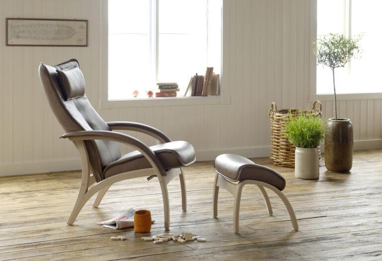 Brunstad Delta Legend lænestol - Aisen møbler