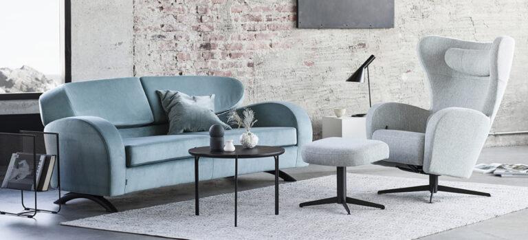 Brunstad sofa - Aisen møbler