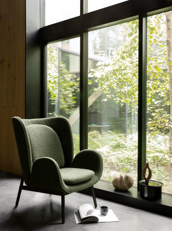 Fogia lounge stol - Aisen møbler