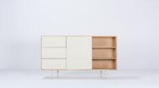 Gazzda skab Fina lys eg - Aisen møbler