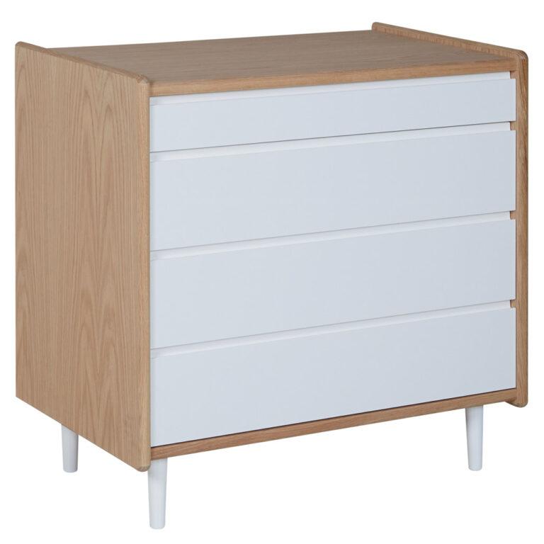 Kaagaard kommode 44-80-47 oliebehandlet eg - Aisen møbler