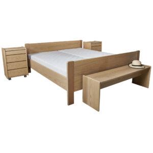 Kaagaard seng 422 eg - Aisen møbler