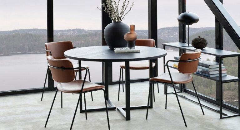 Kristensen & Kristensen spisebord Zet - Aisen møbler