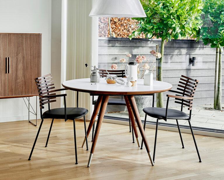 Naver spisebord Edge - Aisen møbler