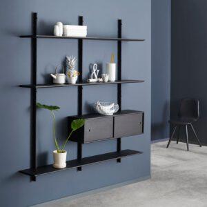 PBJ Designhouse reol Less - Aisen møbler