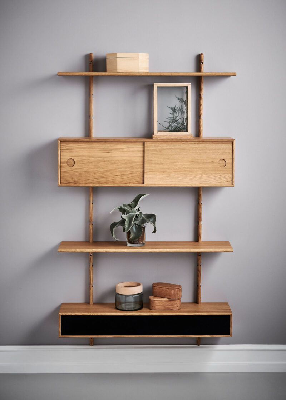 PBJ Designhouse reol Moore - Aisen møbler