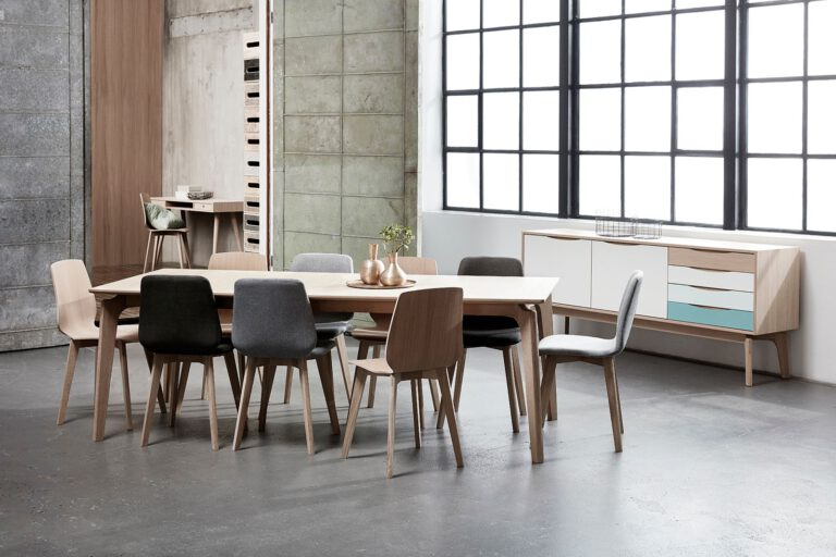 PBJ Designhouse spisebord Edge - Aisen møbler