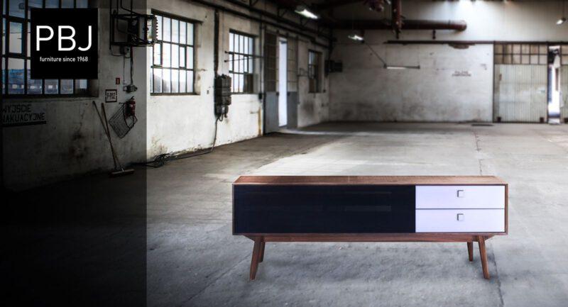 PBJ Designhouse TV møbel City Media - Aisen møbler