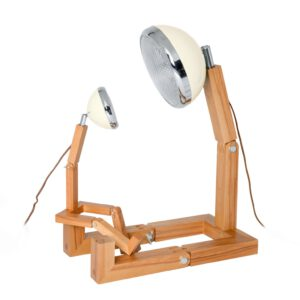 Piffany lampe Mega Wattson Vintage White - Aisen møbler