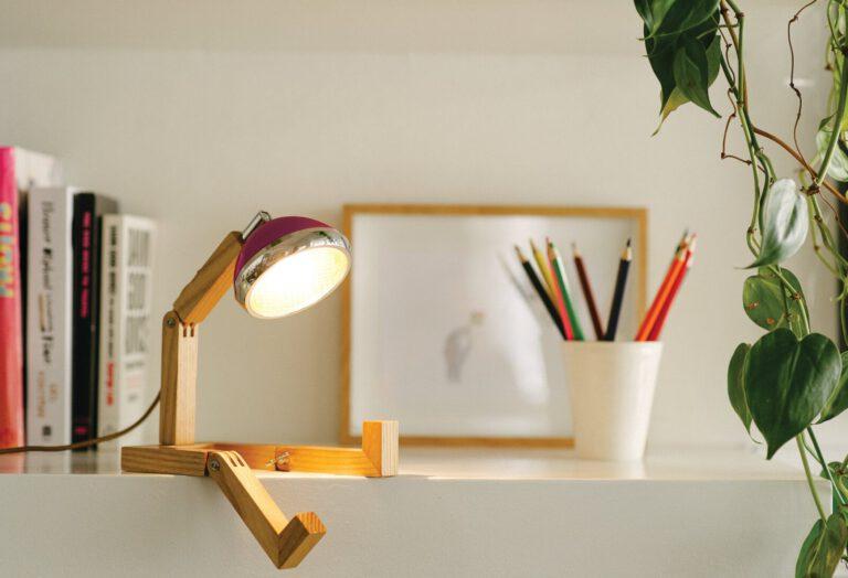 Piffany lampe mini Wattson Cherry Red - Aisen møbler