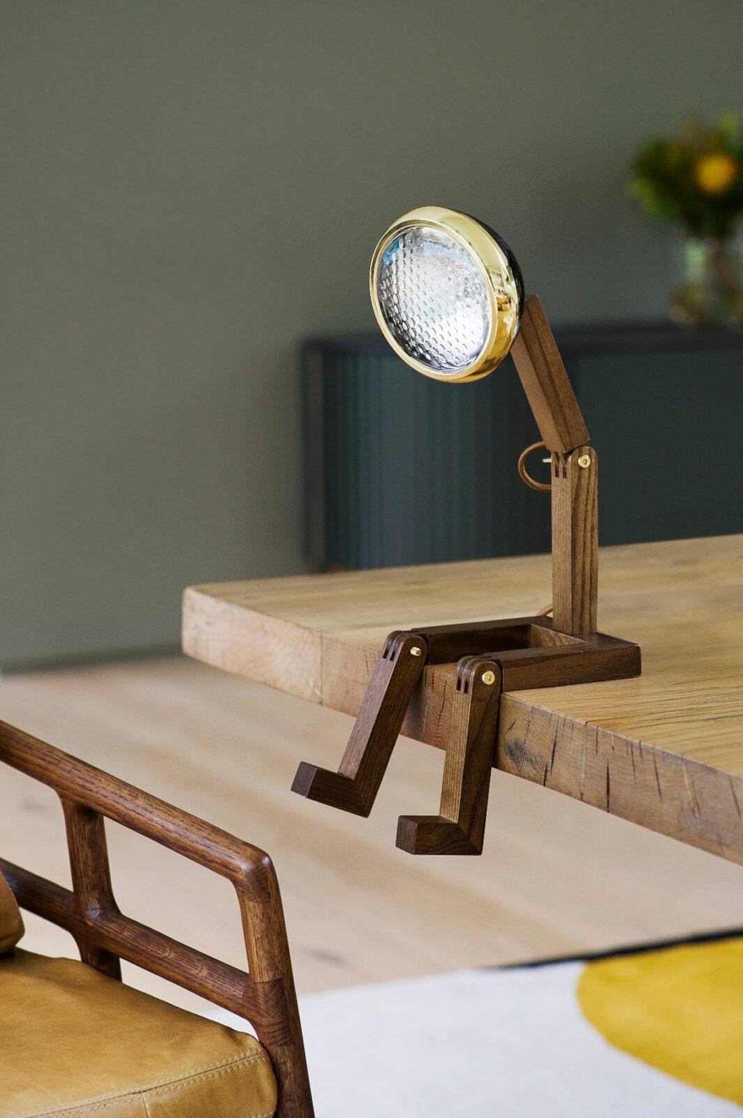 Piffany lampe Mr Wattson   Aisen møbler