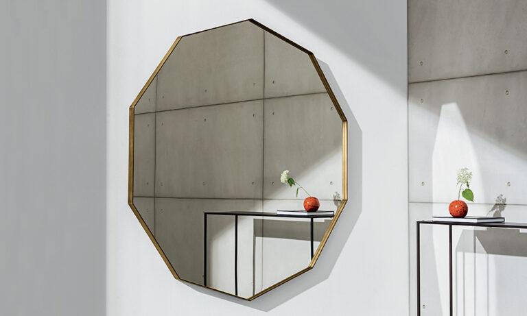 Sovet spejl Visual Decagonal - Aisen møbler