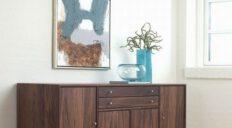 Vantinge skænk Rebus mørk - Aisen møbler