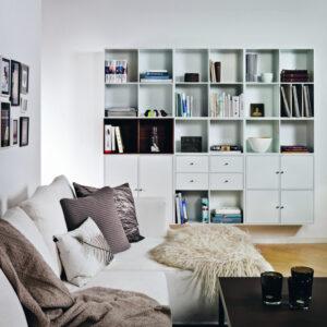 ATBO reol HIGH - Aisen møbler