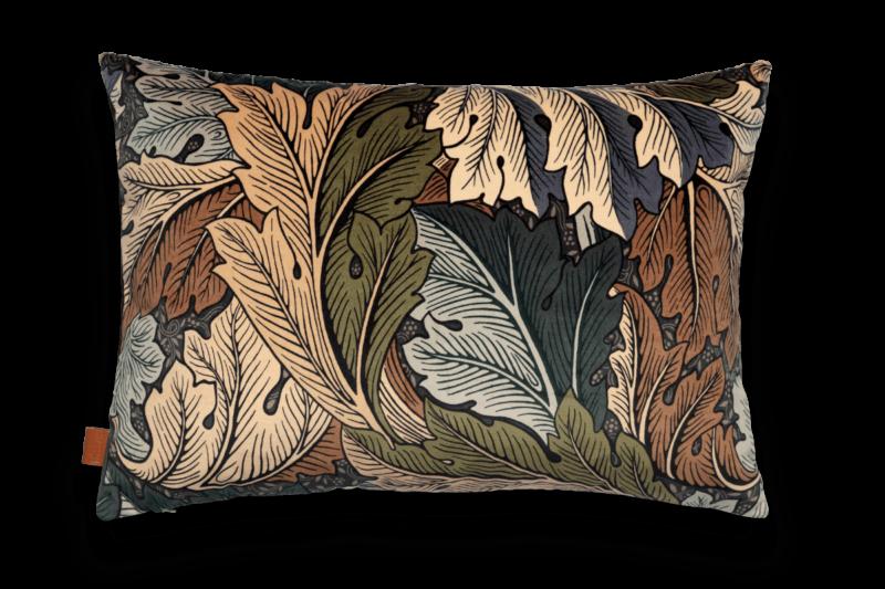 Bent Hansen pude NO 9 Floral Edition Thyme - Aisen møbler