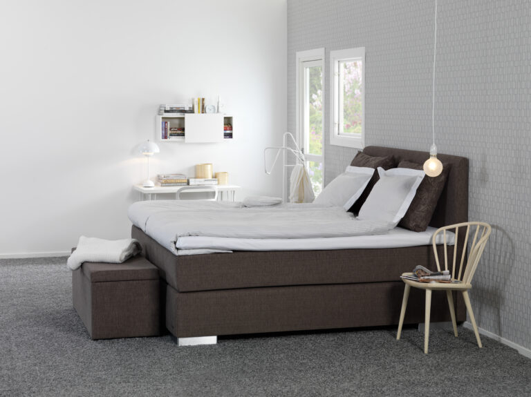 Hilding dobbeltseng Family plus Continental - Aisen møbler