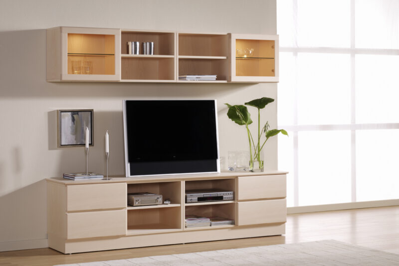 Klim TV reol serie 2000 2040 - Aisen møbler