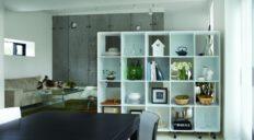 ABC Reoler hvid rumdeler - Aisen møbler