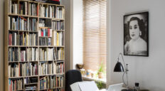 ATBO reolvæg høj - Aisen møbler