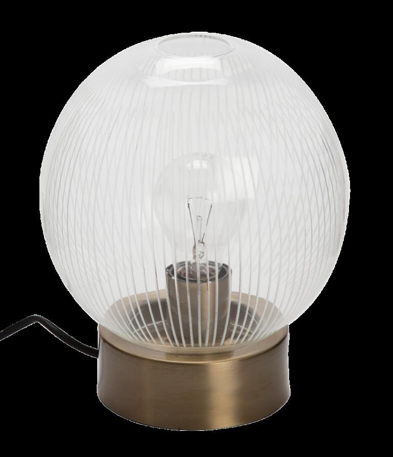 Au Maison lampe Globe/Stripe - Aisen møbler