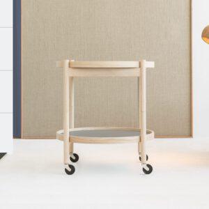 Brdr Krüger rullebord 60 - Aisen møbler
