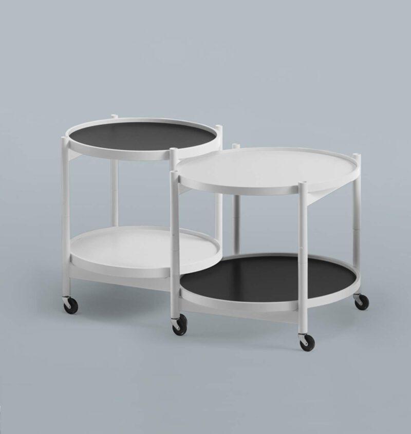 Brdr Krüger rullebord - Aisen møbler