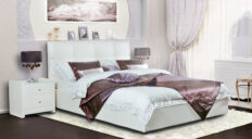 Hilding dobbeltseng Askona Elisa - Aisen møbler
