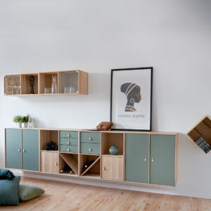 Kidi reol square 34 - Aisen møbler