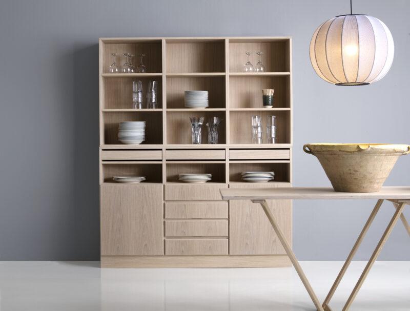 Klim reolvæg 2070 - Aisen møbler