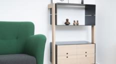 Mølballe reol Spectrum - Aisen møbler
