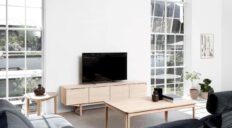 Skovby tvbord eg - Aisen møbler