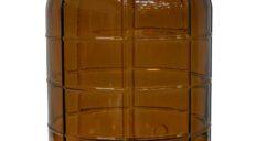 Trademark Living glasvase mørk rav - Aisen møbler