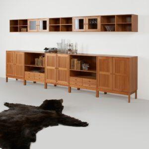 Trekanten Hestbæk reol - Aisen møbler