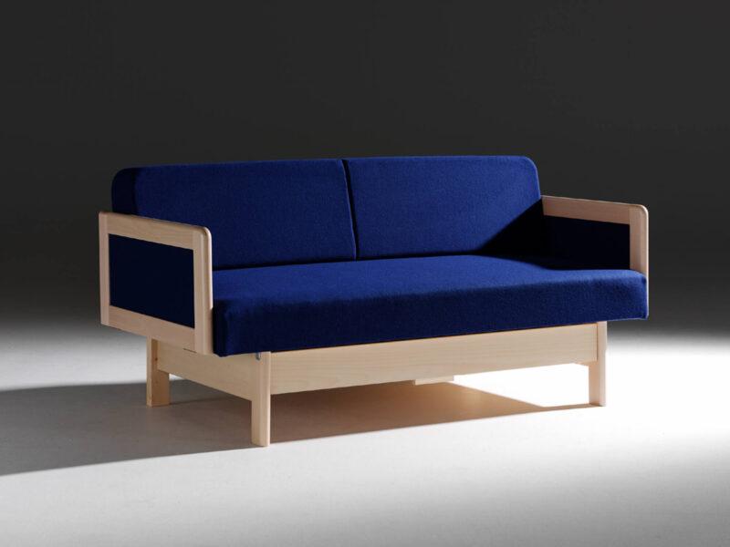 Trekanten Hestbæk sovesofa HE78 - Aisen møbler