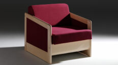 Trekanten Hestbæk sovestol HE53 - Aisen møbler