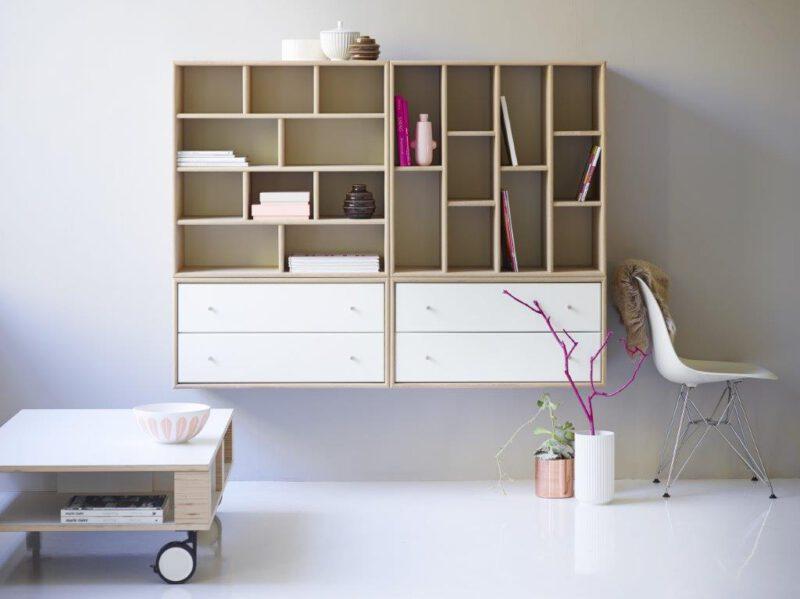 Vantinge reolsystem Rebus A247 - Aisen møbler