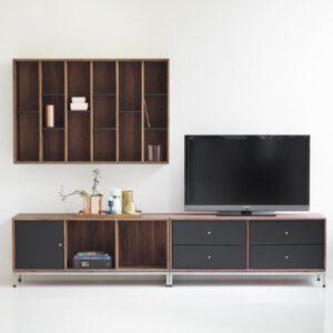 Vantinge reolsystem Rebus A456 - Aisen møbler