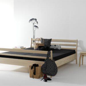 Villy Nørgaard dobbeltseng VN 9602HF Eg - Aisen møbler